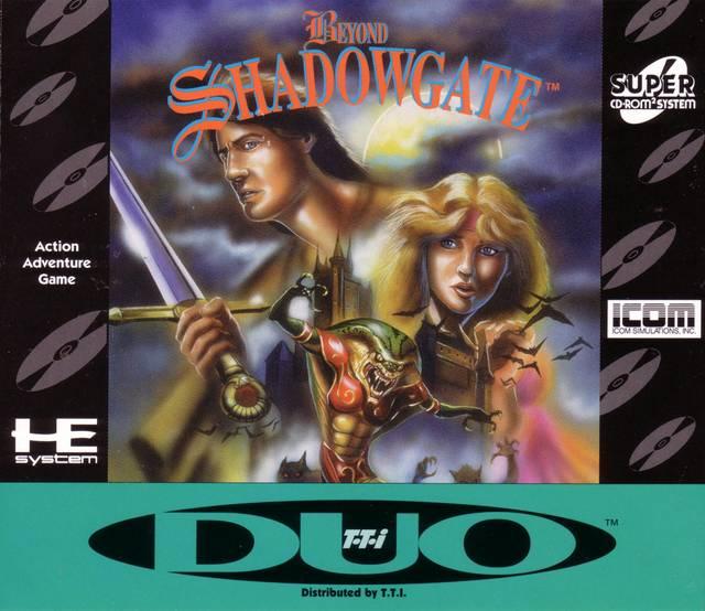 Beyond Shadowgate [U][SCD][TGXCD1048][ICOM Simulations][1993][PCE